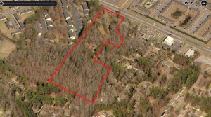 Fleming Tract – Lexington Highway Commercial Land Available in East Athens