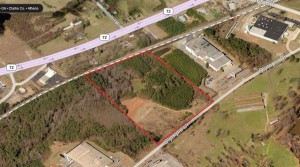 Olympic Drive Rail Site – Industrial Development Potential in Athena Industrial Park