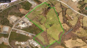 Kesler Tract – Athena Industrial Park Large Tract with Assemblage Potential