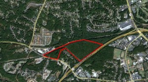 Tallassee Road Multi Family Tract – 63.637 ac