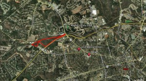 Tallassee Rd Apartment Site