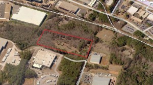 Sinkwich Property – Olympic Dr Tract in Athena Industrial Park