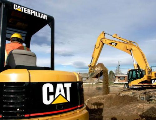 Caterpillar plant construction to start in early March