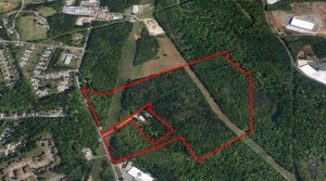 Tillman Tract – North Athens Large Industrial Tract off Newton Bridge Rd