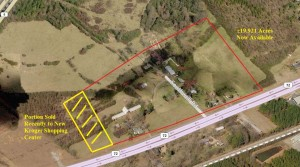 Southwell Tract – Hwy 72- +/- 19 acres Commercial Land in Fast Growing Area