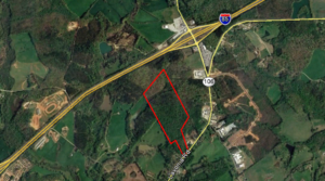 Sheth Tract – Franklin County – ±71.184 ac
