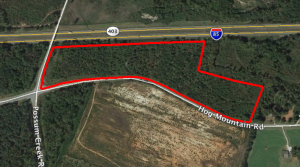 Under Contract – Vitanarich Tract +/- 30.117 acres- Hog Mountain Rd- I-85 Frontage