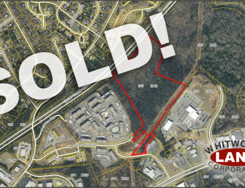 The Preserve drive tract sold