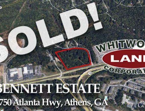 Bennett Estate Sold