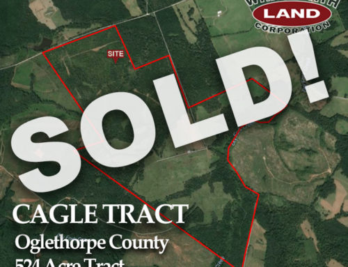 Cagle Tract Sold!