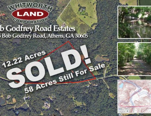 Portion of Bob Godfrey Rd. Estate Sold!