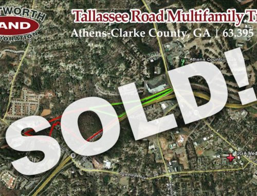 Tallassee Road Multifamily Site Sold!