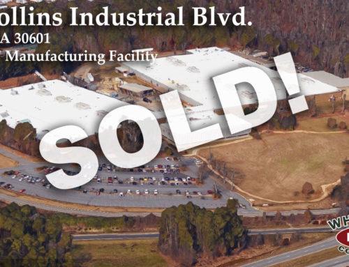 197 Collins Industrial Blvd SOLD