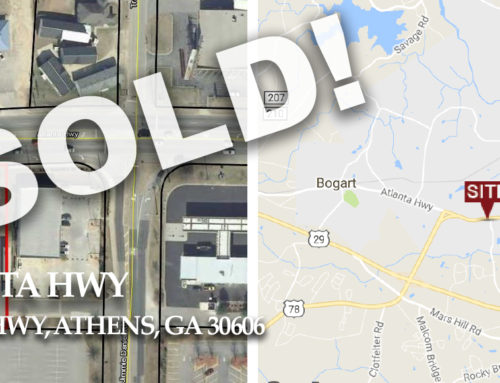 4415 Atlanta Highway Sold!