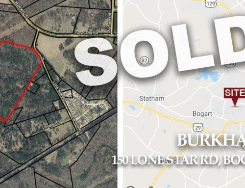 Burkhard Tract Sold!