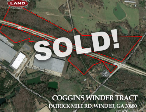 Coggins Winder Tract Sold!