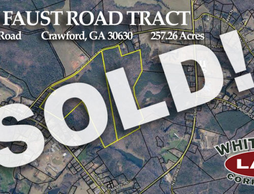 Buddy Faust Road Tract Sold