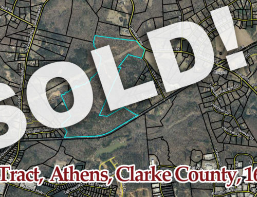 Gibson Tract Sold!