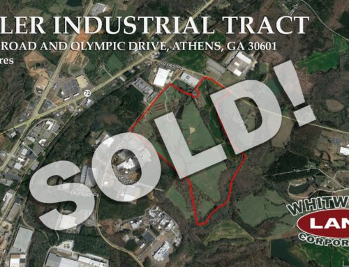 Kesler Tract Sold!