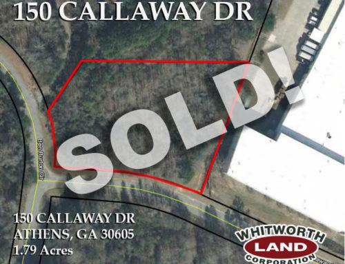 150 Callaway Drive Sold!